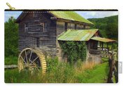 Historical Whites Mill Carry-all Pouch by Karen Wiles