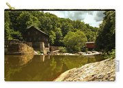 History Along Slippery Rock Creek Carry-all Pouch