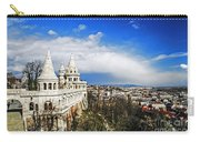 History Of Budapest Carry-all Pouch