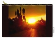 Hit The Road Jack Carry-all Pouch