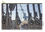 Hms Victory Cannon Carry-all Pouch