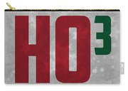 Ho Ho Ho Have A Very Nerdy Christmas Carry-all Pouch