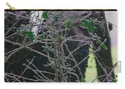Hoars Frost-featured In Nature Photography Group Carry-all Pouch