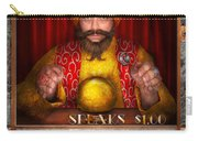 Hobby - Have Your Fortune Told Carry-all Pouch by Mike Savad