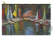 Hobie Cats At Lake Arrowhead Carry-all Pouch
