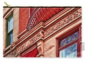 Hoboken Brownstone Art Carry-all Pouch