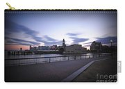 Hoboken Overlooking The Ferry Carry-all Pouch