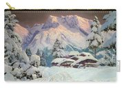 Hocheisgruppe Carry-all Pouch by Alwin Arnegger