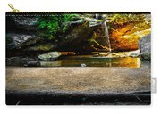 Hocking Hills Waterfall Carry-all Pouch