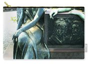 Hoffman Memorial II Monumental Cemetery Milan Italy Carry-all Pouch