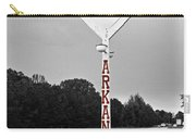 Hog Sign - Selective Color Carry-all Pouch