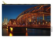 Hohenzollern Bridge Carry-all Pouch