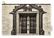 Hohes Schloss Window Carry-all Pouch