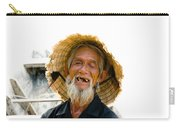 Hoi An Fisherman Carry-all Pouch by David Smith