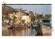 Hoi An Fishing Boats 02 Carry-all Pouch