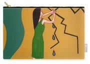 Holding Back The Flood Carry-all Pouch by Patrick J Murphy