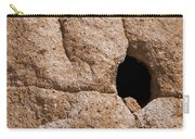 Holes In The Wall Carry-all Pouch
