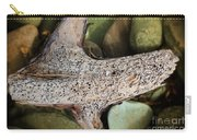 Holey Driftwood Carry-all Pouch