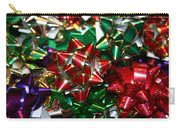 Holiday Bows Carry-all Pouch