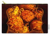Holiday Citrus Bowl Iphone Case Carry-all Pouch