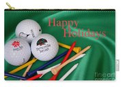 Holiday Golf Carry-all Pouch