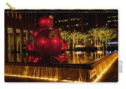 Holiday Peace Carry-all Pouch