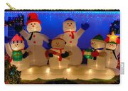 Holiday Snowmen 2 Carry-all Pouch