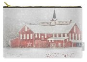 Holiday Wishes Carry-all Pouch