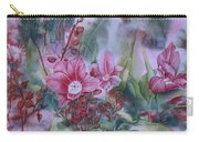 Holland Blooms Carry-all Pouch