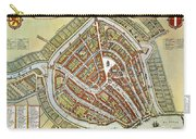 Holland: Gouda Plan, 1649 Carry-all Pouch