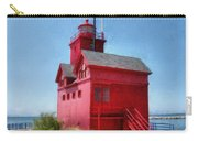 Holland Harbor And Big Red Carry-all Pouch