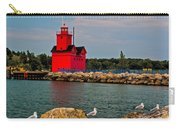Holland Harbor Light Carry-all Pouch