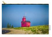 Holland Harbor Lighthouse Mi Carry-all Pouch