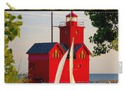 Holland Lighthouse Carry-all Pouch