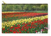 Holland Tulip Fields Carry-all Pouch