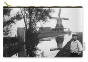 Holland Windmill, C1906 Carry-all Pouch