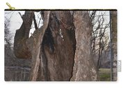 Hollow Tree At Mather Mill Carry-all Pouch