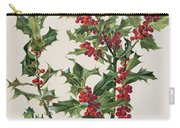 Holly Carry-all Pouch by Alice Bailly