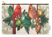 Holly And Berries-i Carry-all Pouch