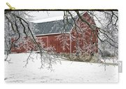 Holly Barn Carry-all Pouch