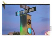 Hollywood And Vine Carry-all Pouch
