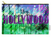 Hollywood Day And Night Carry-all Pouch