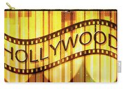 Hollywood Gold Carry-all Pouch