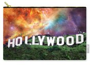 Hollywood - Home Of The Stars By Sharon Cummings Carry-all Pouch