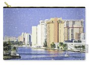 Hollywood In Florida Carry-all Pouch