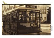 Hollywood Trolley Carry-all Pouch