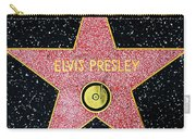 Hollywood Walk Of Fame Elvis Presley 5d28923 Carry-all Pouch