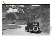 Hollywoodland Carry-all Pouch