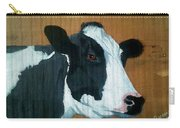 Holstein Carry-all Pouch