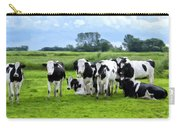 Holstein Heaven Carry-all Pouch